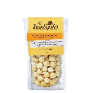 Mature Cheddar Cheese Popcorn Gourmet Popcorn